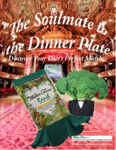 The Soulmate to the Dinner Plate