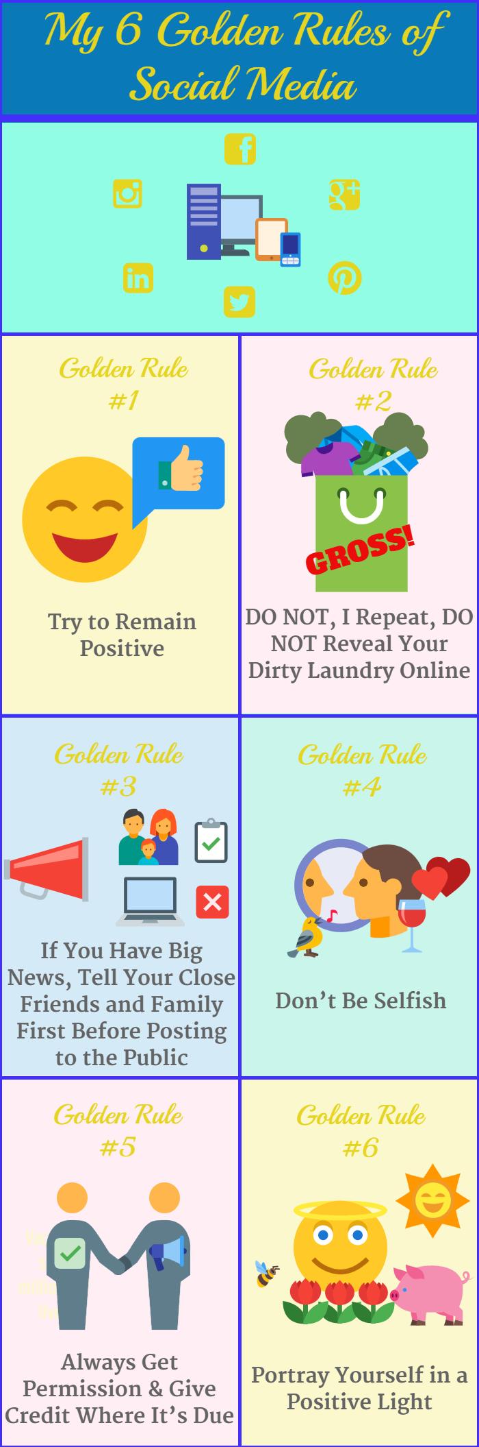 6 golden rules info